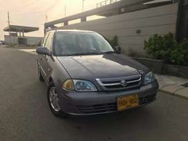 Suzuki Cultus Limited Edition well maintained car