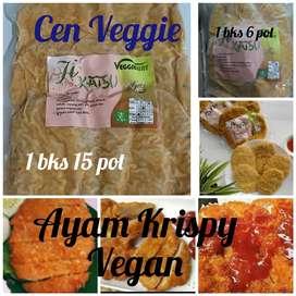 Chicken katsu vegan