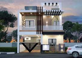 In devnandan nagar face-1 independent houses are available