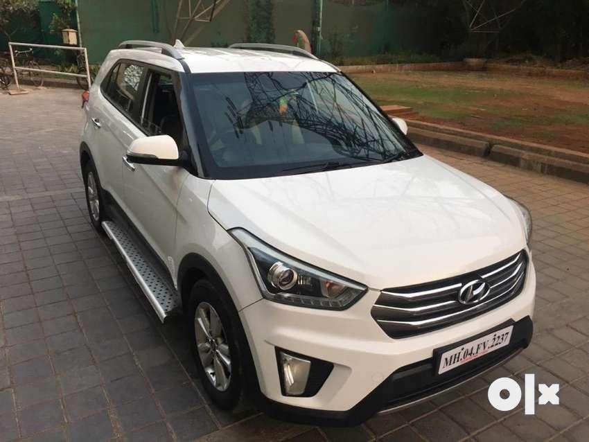 Hyundai Creta 1.6 SX Plus Auto, 2016, Diesel 0