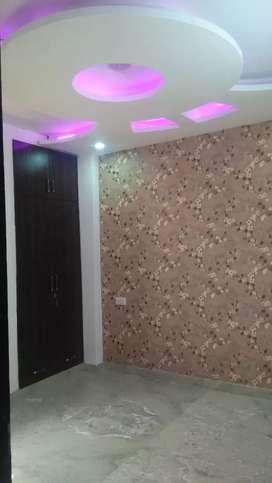 CharminG flaT L TYPe FlooR 45 lakH 100gaj with lift pm awas yojana