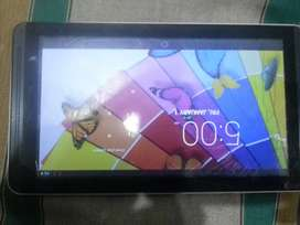 X2x touch tablet