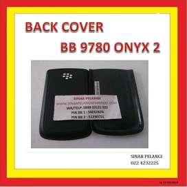 Back Cover Backdoor Casing belakang Tutup batre Kesing BB 9780(ONYX 2)