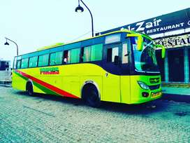 AC bus 2 by 2 Tata 1618 very good condition