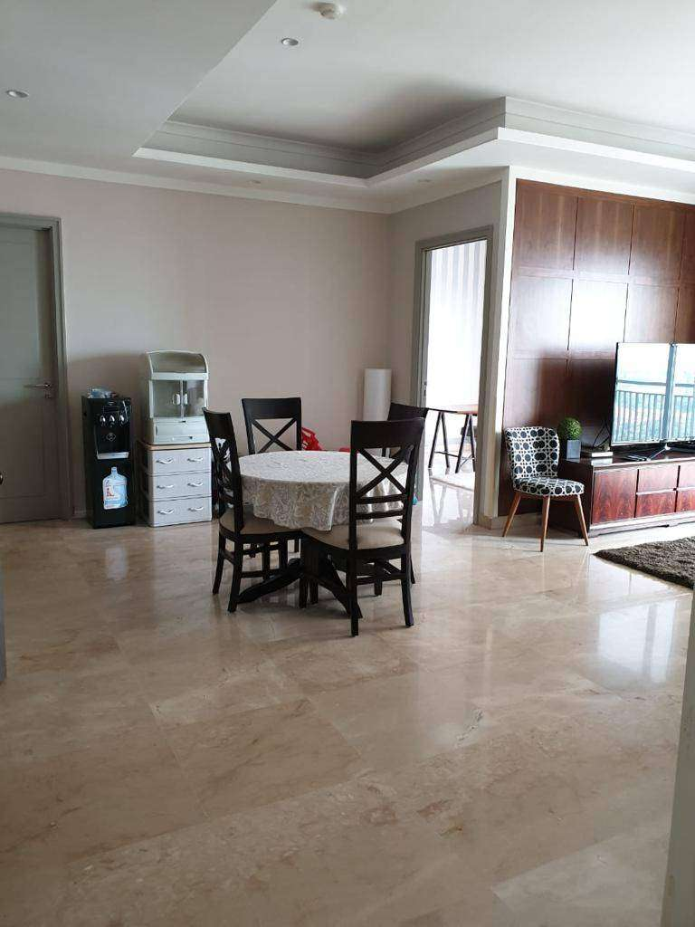 For Rent Apartment Senayan Residence 3BR Tower 3 Middle Floor