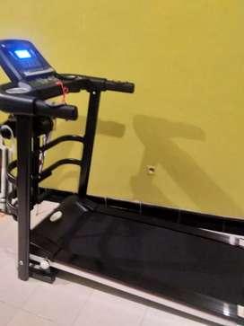 Treadmill  elektrik  total fitnes  607