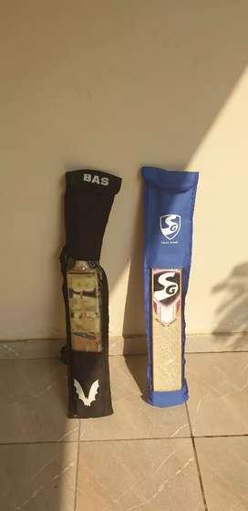 Cricket bats in good condition