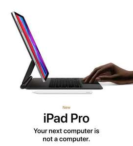 iPad Pro 12.9 Inch (Brand New)