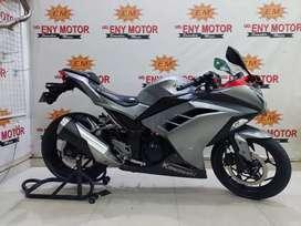 02 Kawasaki Ninja 250 th 2013 monggo bosku #Eny Motor#