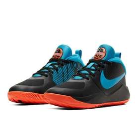 Sepatu Basket Nike Team Hustle D 9 GS Laser Blue