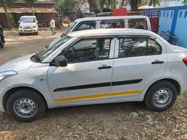 Required swift dzire/ xcent/ Tata zest commercial model for hire