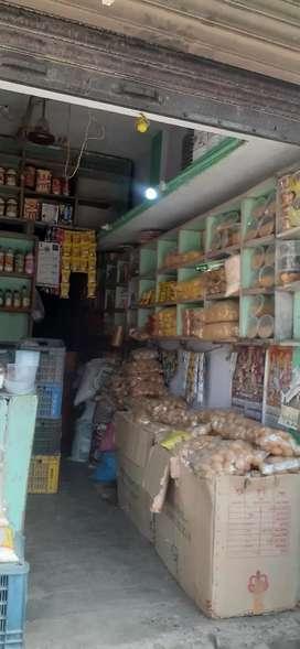 Shop in front dukan