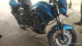 1year old bike for sell