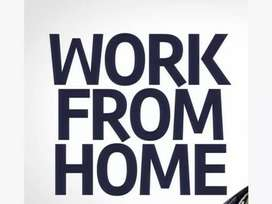 Mobile and typing work from home with daily payment
