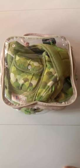 Gendongan Bayi, Hipseat Baby family By Scots Varian Army. NET