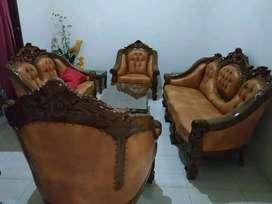 Kursi sofa tamu berkualitas harga terjangkau