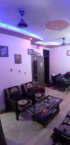 2 Bedroom flat with Roff in Naveen shahdara