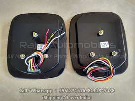 Wrangler Type LED Tail Lamp for Jeep & Thar