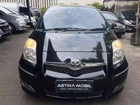 TDP 17 JUTA Toyota Yaris 1.5 E AT Matic 2010 Hitam ASTINA MOBIL