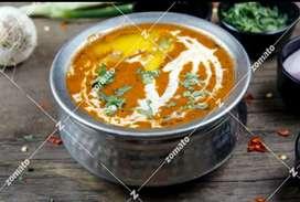 Need Indian gravy chef