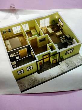 A Corner House for sale a Very Prime Location 2 side Road in Ram Ganga