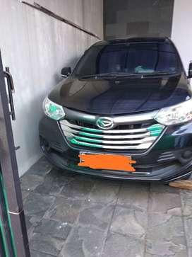Daihatsu Xenia Xi Deluxe 2016 Black