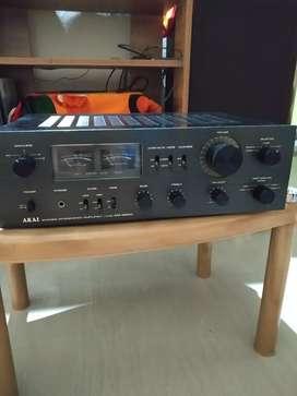 AKAI VINTAGE AMPLIFIER AM-2650