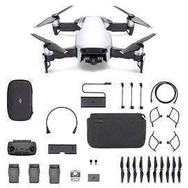 DJI Mavic Air Fly More Combo (Arctic White) Drone 4K