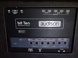 Audison bitten / bit ten DSP audio processor