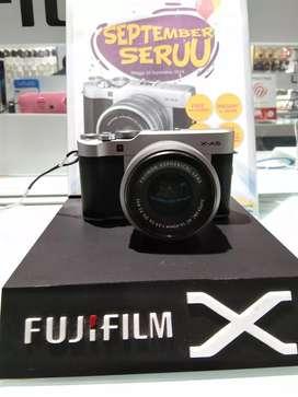 Cicilan Camera Fujifilm X-A5 tanpa kartu kredit free 1x angsuran