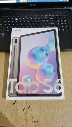 Samsung Tab s6 with keyboard full case