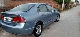 Honda Civic CVT i-vtec, 2006, CNG & Hybrids