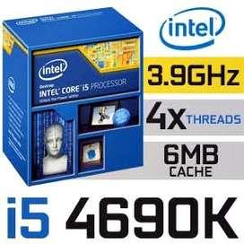 Intel i5 Processor + Motherboard + Ram combo