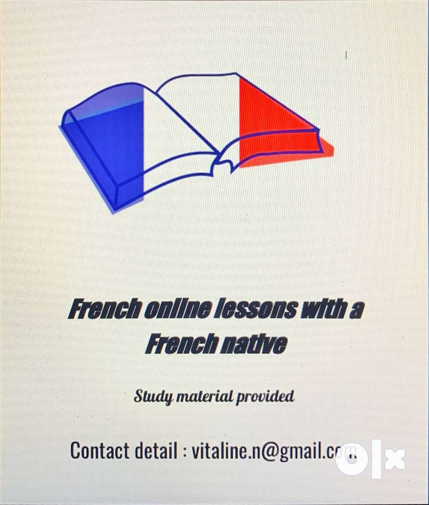 Online french lessons with a french nativ 0