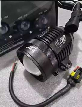 Kz30 zoom control light