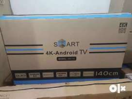 "55"" 4k smart tv new wholsale call95745O1951"