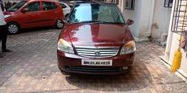 Tata Indigo GLX BS-III, 2010, Petrol
