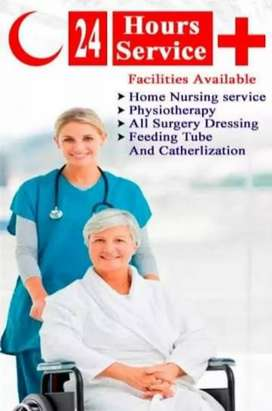 Home Nursing Care & Physiotherapy services