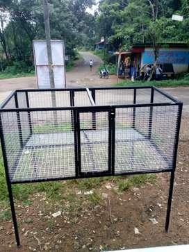 Chicken Cage.