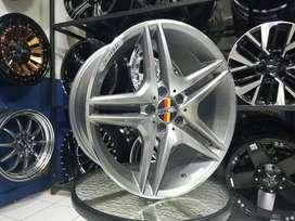 Velg Mobil Mercedes, Mercy dll Ring 18X85/95 HSR ROSTOCK S500