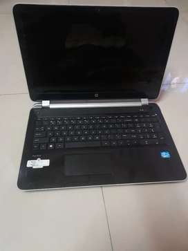 Well mentioned Hp laptop