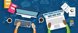 lowongan setting desain dan admin online shop