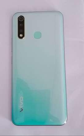 Vivo Y19 ( Spring White,  4GB RAM, 128 gb)