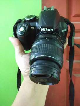 Murahh puoll bisa nego Nikon D3100 HD Video istimewa