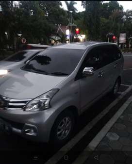 TOYOTA AVANZA  1.3 G  MANUAL  2015