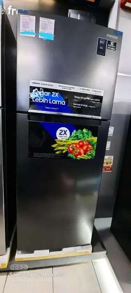 Kulkas Samsung Inverter RT38K503JS8 All-around Cooling 2 Pintu 397 L