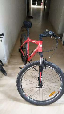 MTB  montra rock 1.0 bicycle