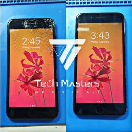 Cracked screen repair Specialized