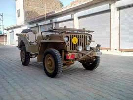 Original Willys/ford  type jeep