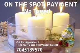 Candle Making Work From Home On The Spot Payment